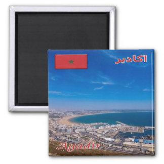 MA - Morocco - Agadir Magnet