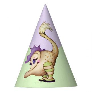 MA POULE CUTE ALIEN CARTOON Party Hat