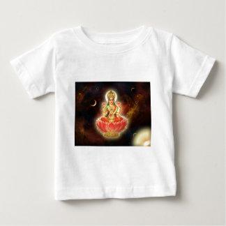 Maa Maha Lakshmi Devi Laxmi Goddess of Wealth Baby T-Shirt
