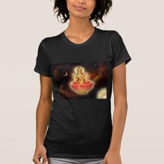 Maa Maha Lakshmi Devi Laxmi Goddess of Wealth T-shirts
