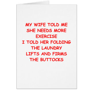 maale chauvinist pig joke greeting card