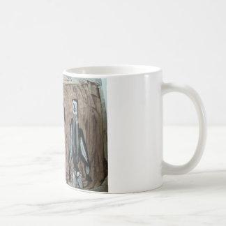 Ma'am and beast coffee mugs
