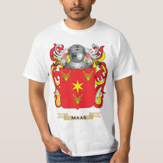 Maas Coat of Arms (Family Crest) Shirt
