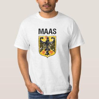 Maas Last Name T-Shirt