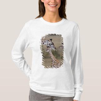 Maasai Giraffe (Giraffe Tippelskirchi) as seen T-Shirt