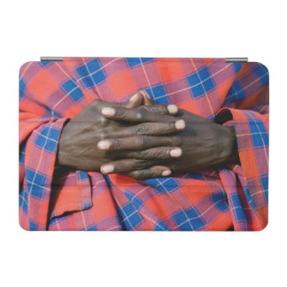 Maasai Man's Hands, Ngorongoro Conservation iPad Mini Cover