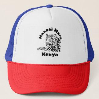 Maasai Mara Kenya Leopard Safari Cap