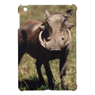 Maasai Mara National Reserve, Desert Warthog iPad Mini Cover