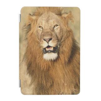 Maasai Mara National Reserve, Male Lion iPad Mini Cover