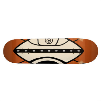 Maasai Shield 21.6 Cm Old School Skateboard Deck