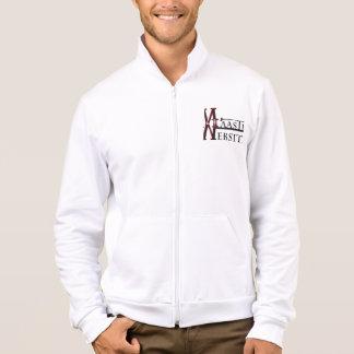 MaasterWebsites California Fleece Jogger Jacket