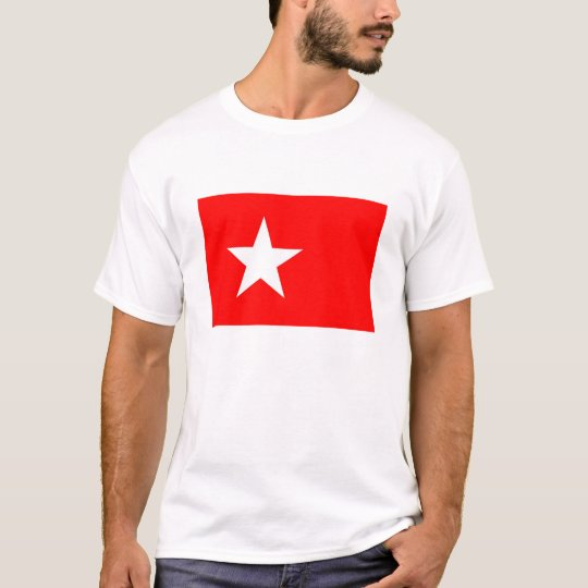 Maastricht city flag netherlands star T-Shirt