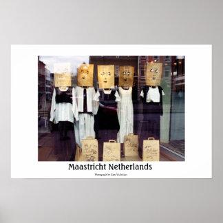 Maastricht Netherlands Poster