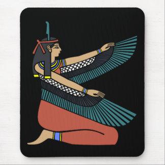 Ma'at Egyptian Goddess Mousepad