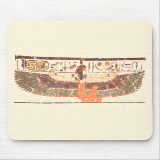 Maat- Nefertari tomb Mouse Mat