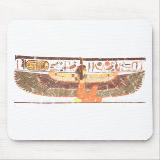 Maat- Nefertari tomb Mouse Pad