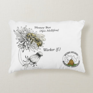 MABA Honey Bee Accent Pillow