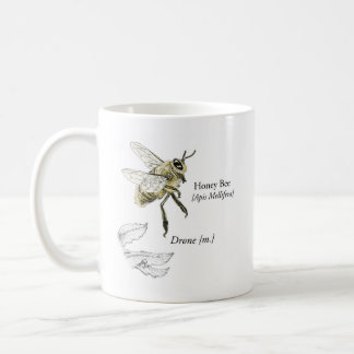 MABA Honey Bee Drone Mug
