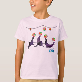 Mabell's Zoo Animals, The Seals T-Shirt