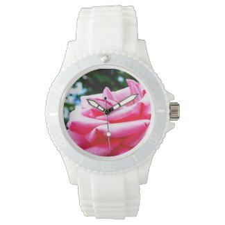 Mabel's Pink Rose Watch