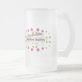 Mabrity ~ Barbara Mabrity ~ Famous American Woman Mug