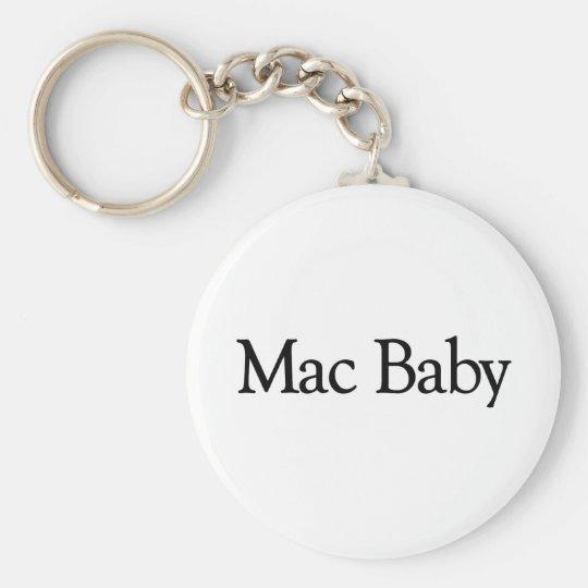 Mac Baby Key Ring