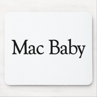 Mac Baby Mouse Pad