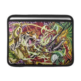 """Mac Book Air Dance Of Ascension 13"""" Rickshaw Sleev MacBook Sleeve"""