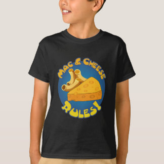 Mac & Cheese Rules Shirt