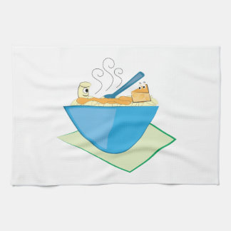 Mac & Cheese Tea Towel