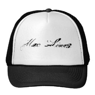 Mac Lines Cap