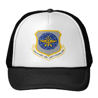 MAC Military Airlift Command Trucker Hat