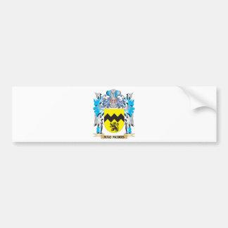 Mac-Muiris Coat of Arms - Family Crest Bumper Sticker
