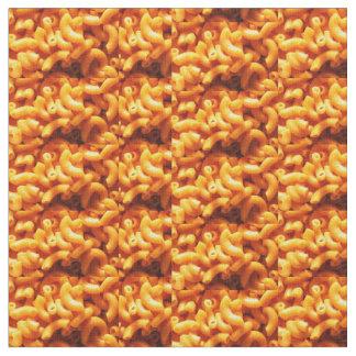 Mac n cheese fabric