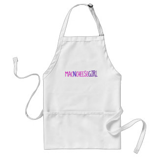 Mac N Cheese Girl Standard Apron