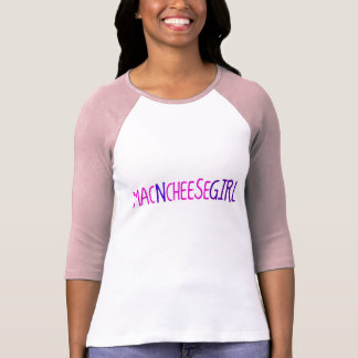 Mac N Cheese Girl T-Shirt