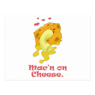 Mac n on Cheese Post Cards