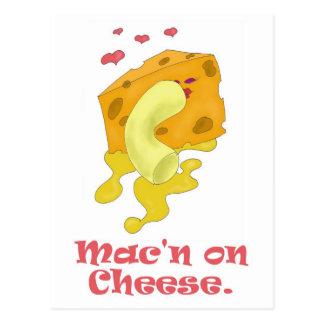 Mac n on Cheese Postcards