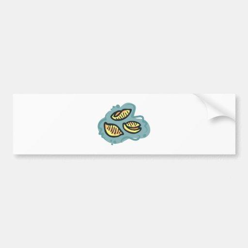 mac shells  n cheese bumper sticker