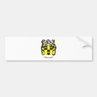 Mac-Shimidh Coat of Arms (Family Crest) Bumper Sticker