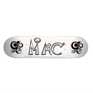 mac skateboard