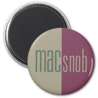 Mac Snob Magnet
