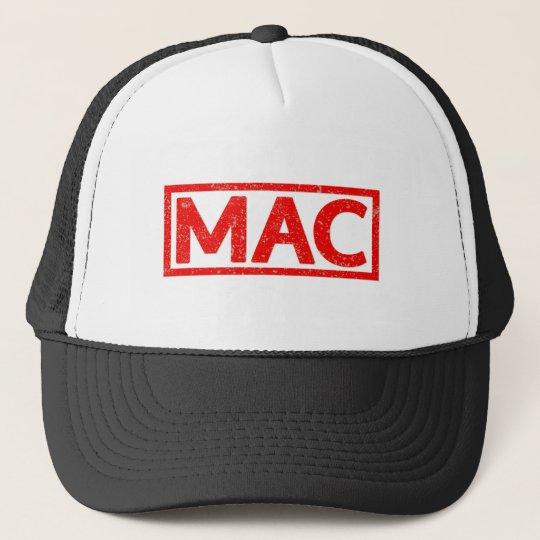 Mac Stamp Trucker Hat