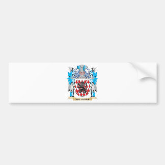 Mac-Uaiteir Coat of Arms - Family Crest Bumper Stickers