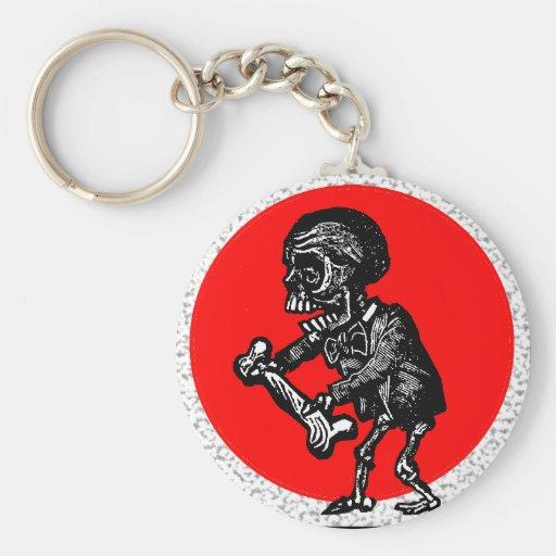 Macabre: Dia de los Muertos Key Chain