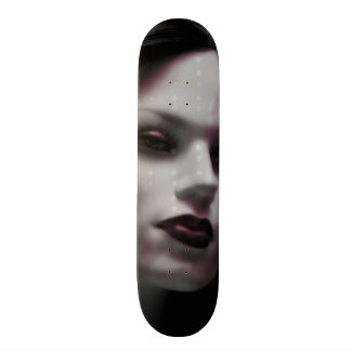 Macabre Lady Mannequin Skate Board