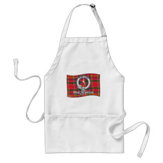 MacAlister Clan Adult Apron
