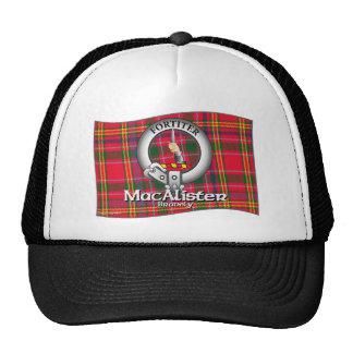 MacAlister Clan Trucker Hats