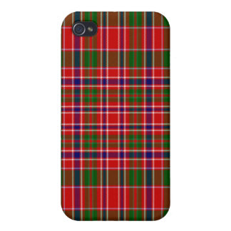 MacAlister Tartan iPhone4 Case Cases For iPhone 4
