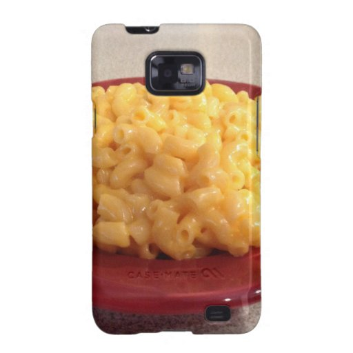Macaroni and Cheese Galaxy S2 Case
